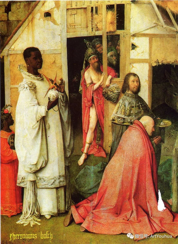连载No.3 一生要知道的100位世界著名画家之希罗尼穆斯·波希插图90