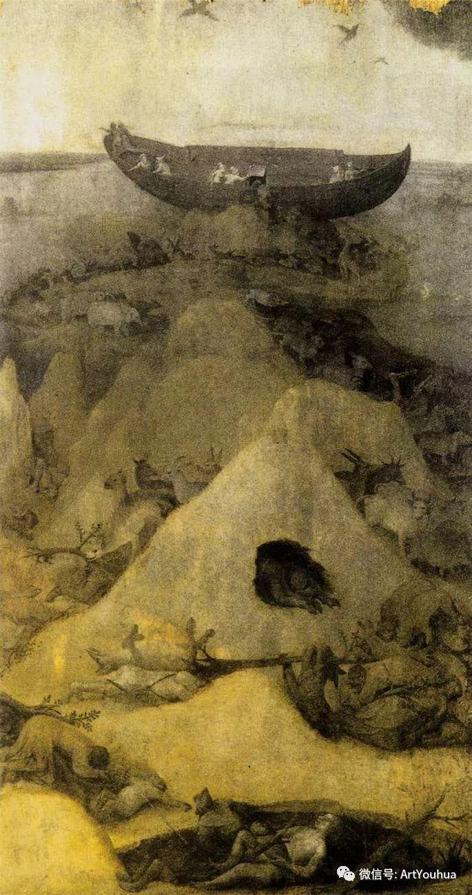 连载No.3 一生要知道的100位世界著名画家之希罗尼穆斯·波希插图93
