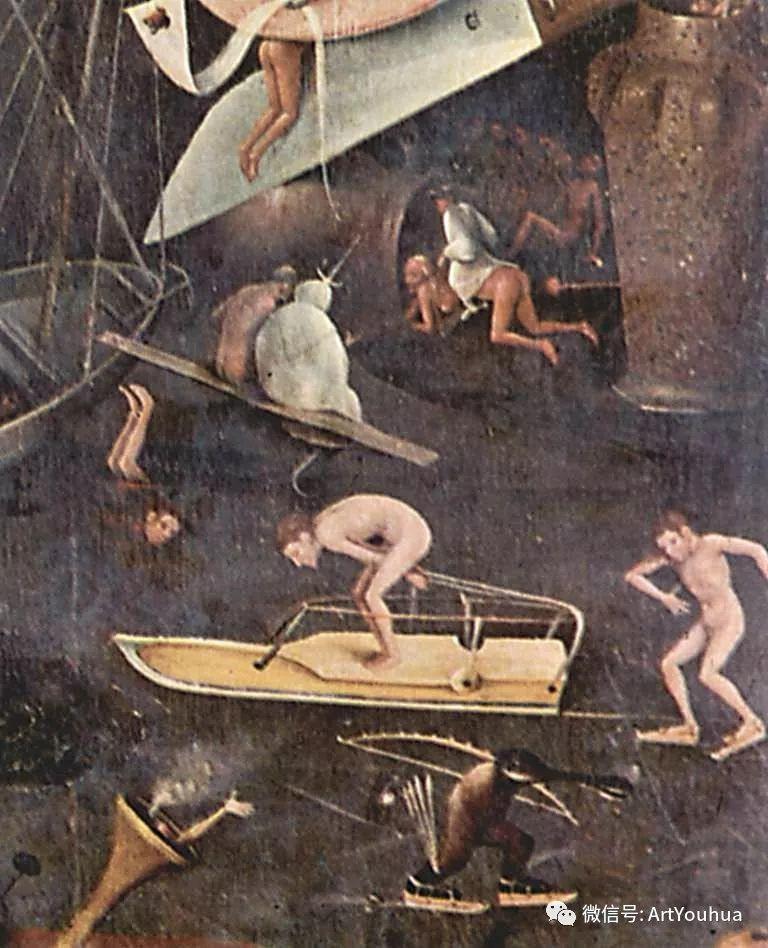 连载No.3 一生要知道的100位世界著名画家之希罗尼穆斯·波希插图98