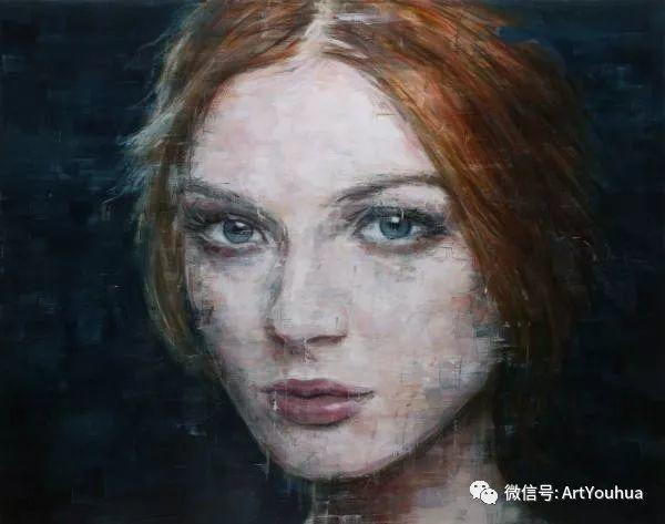 别样的人物肖像 巴西画家Harding Meyer插图1