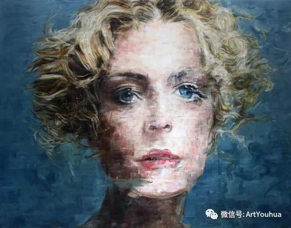 别样的人物肖像 巴西画家Harding Meyer插图5