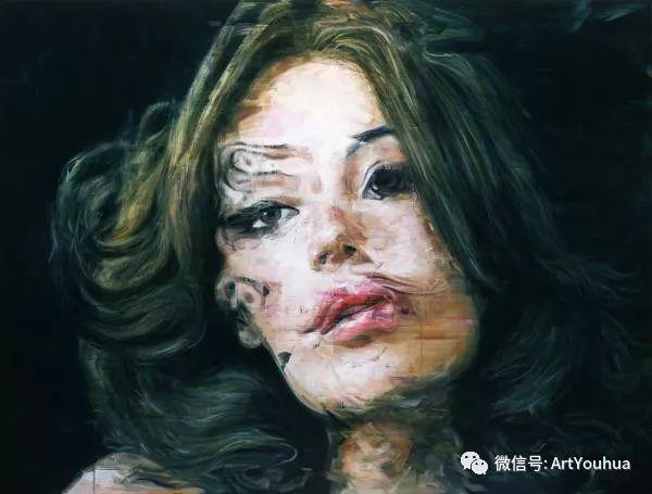 别样的人物肖像 巴西画家Harding Meyer插图9