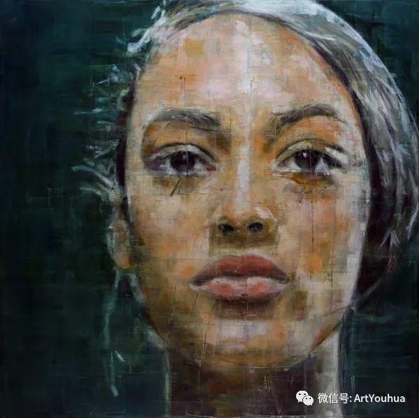 别样的人物肖像 巴西画家Harding Meyer插图11