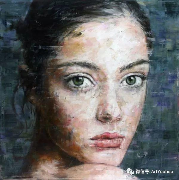 别样的人物肖像 巴西画家Harding Meyer插图15