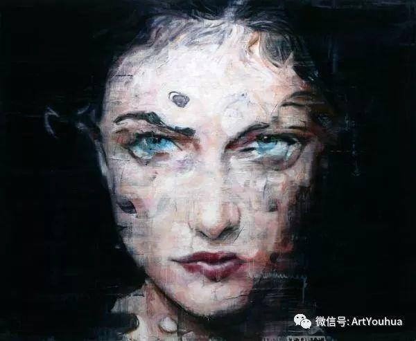 别样的人物肖像 巴西画家Harding Meyer插图17