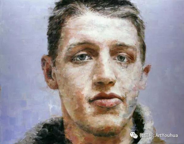 别样的人物肖像 巴西画家Harding Meyer插图19