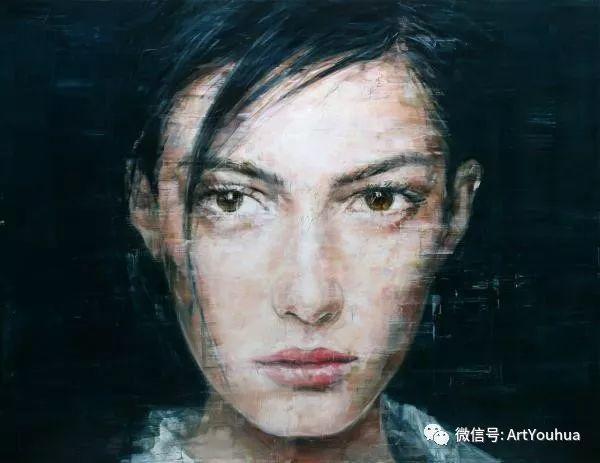 别样的人物肖像 巴西画家Harding Meyer插图23