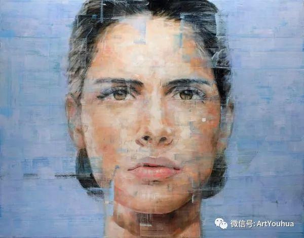 别样的人物肖像 巴西画家Harding Meyer插图25