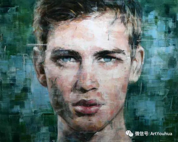 别样的人物肖像 巴西画家Harding Meyer插图27