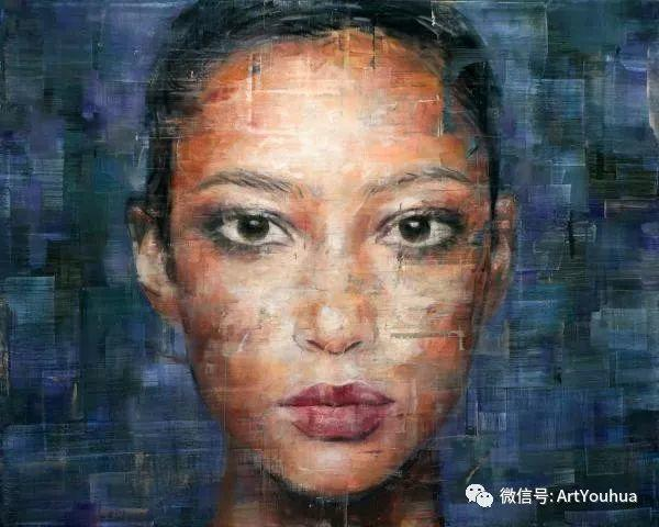 别样的人物肖像 巴西画家Harding Meyer插图29