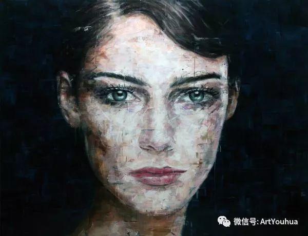 别样的人物肖像 巴西画家Harding Meyer插图33
