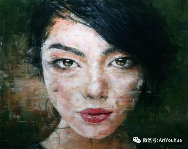 别样的人物肖像 巴西画家Harding Meyer插图35