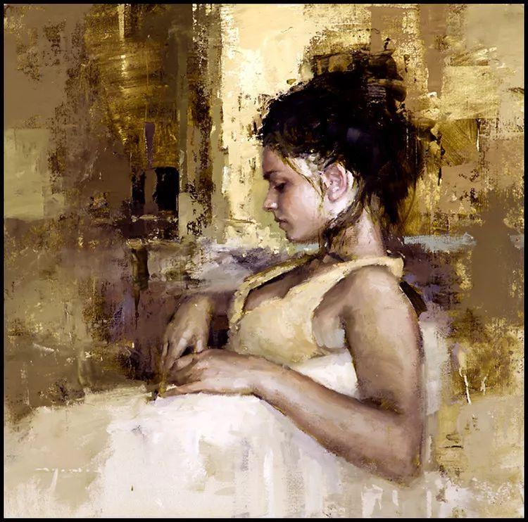 潇洒的笔触 性感的人体   美国当代画家Jeremy Mann插图17