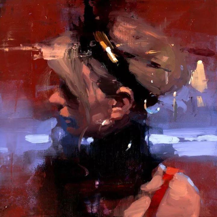 潇洒的笔触 性感的人体   美国当代画家Jeremy Mann插图73