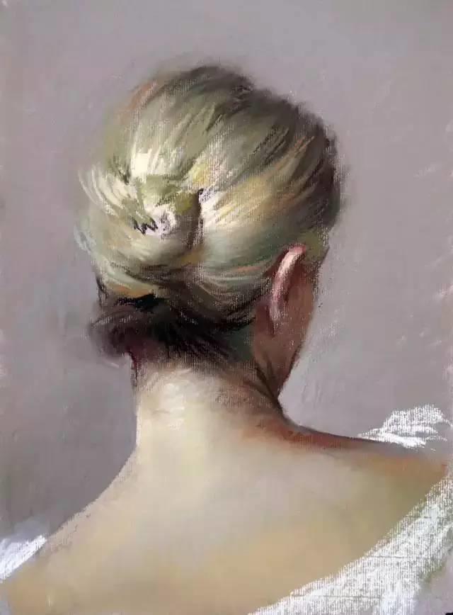 西班牙画家Felipe Santamans色粉作品欣赏插图39