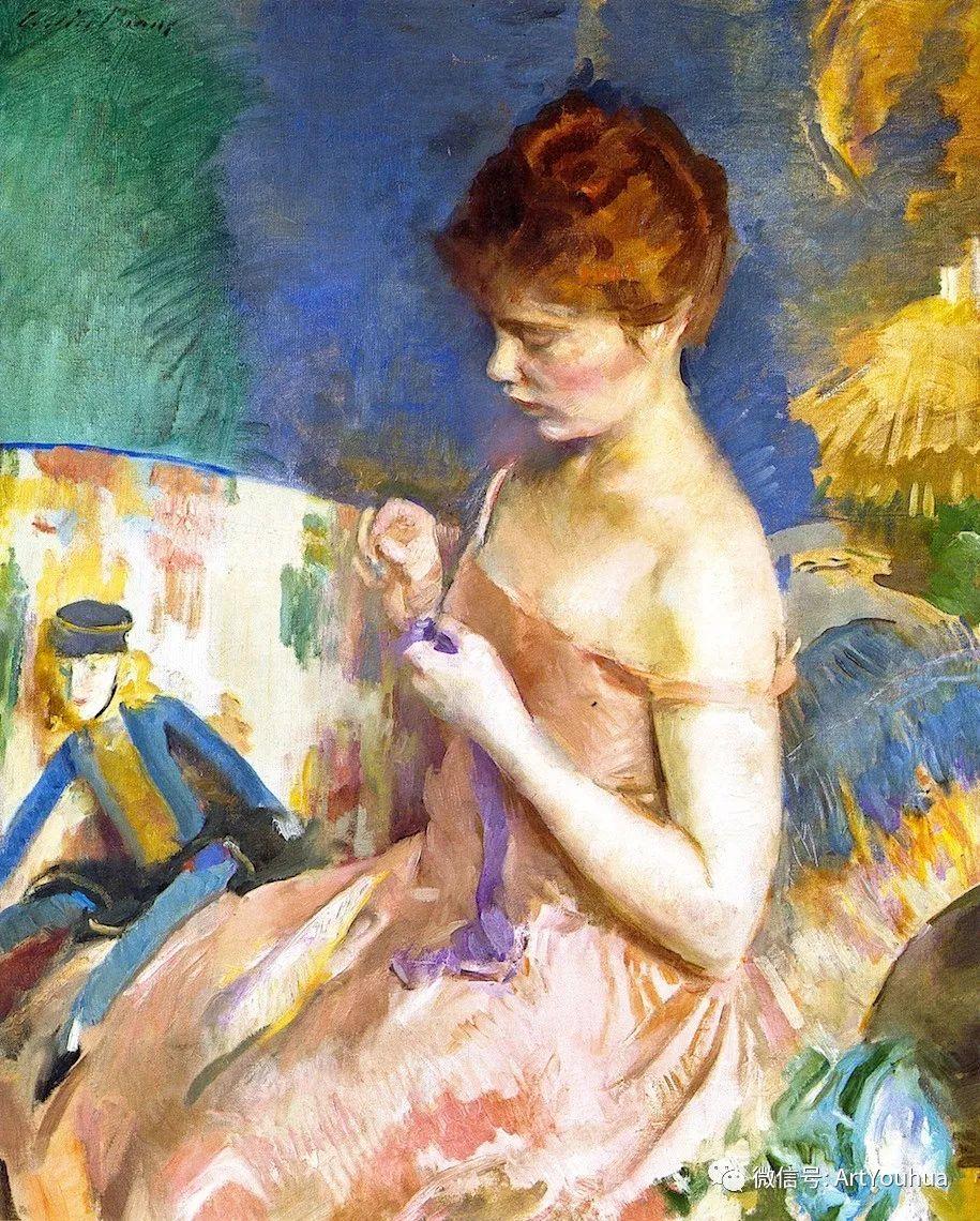美国社会肖像女画家Cecilia Beaux插图1