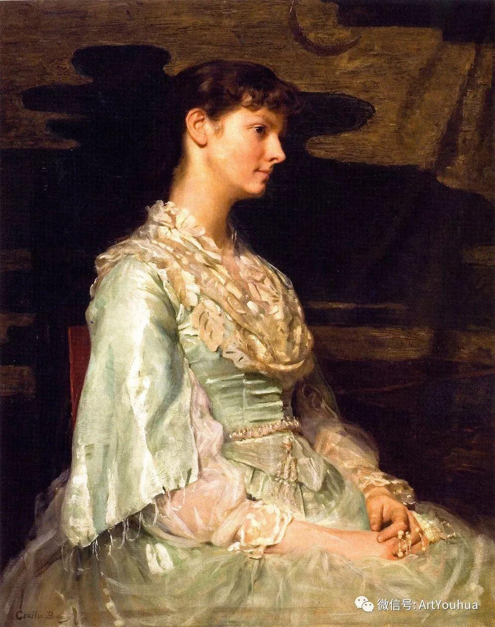 美国社会肖像女画家Cecilia Beaux插图3