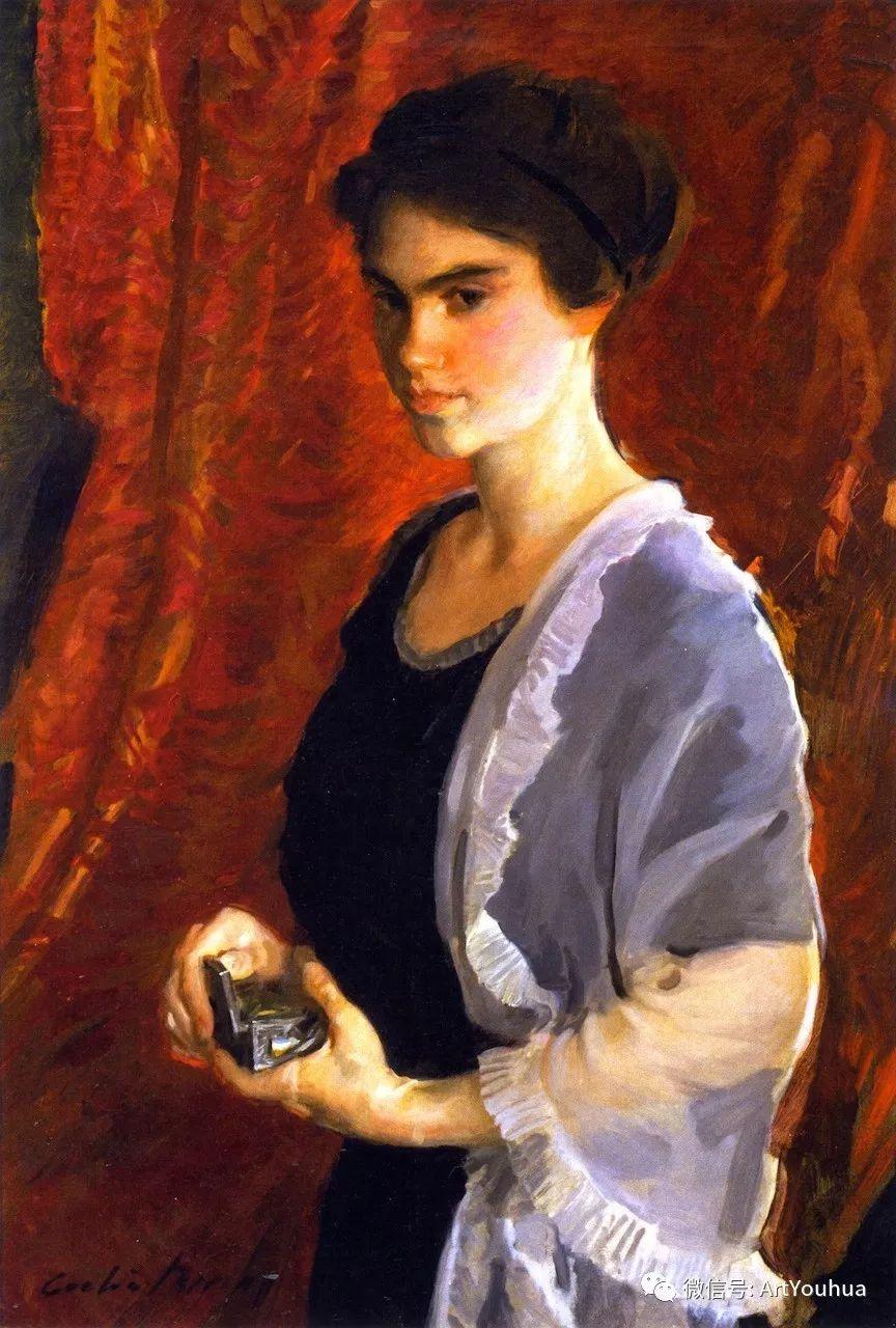 美国社会肖像女画家Cecilia Beaux插图5
