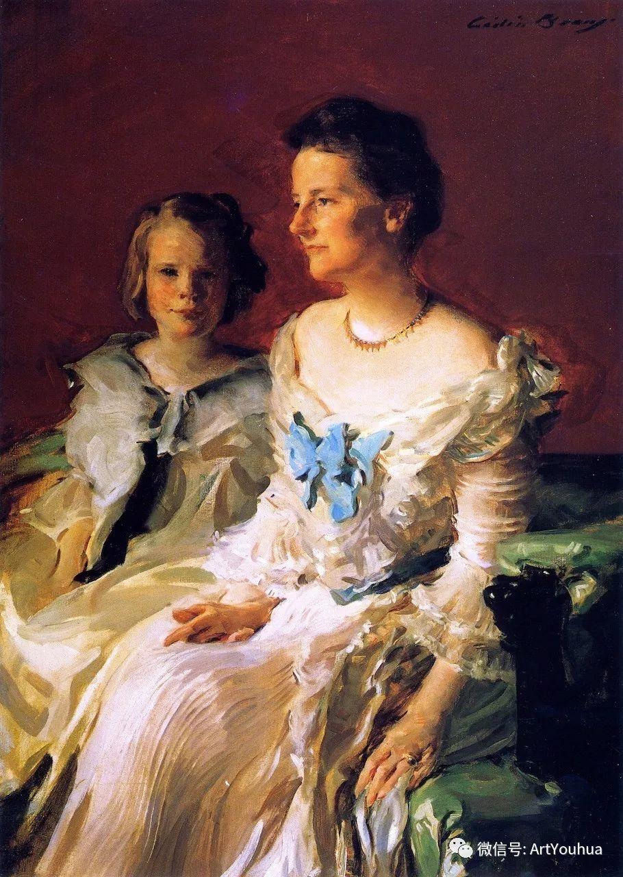 美国社会肖像女画家Cecilia Beaux插图15