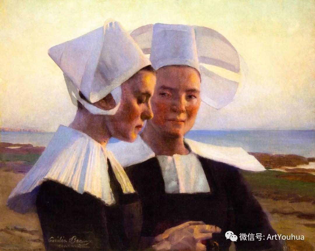 美国社会肖像女画家Cecilia Beaux插图17