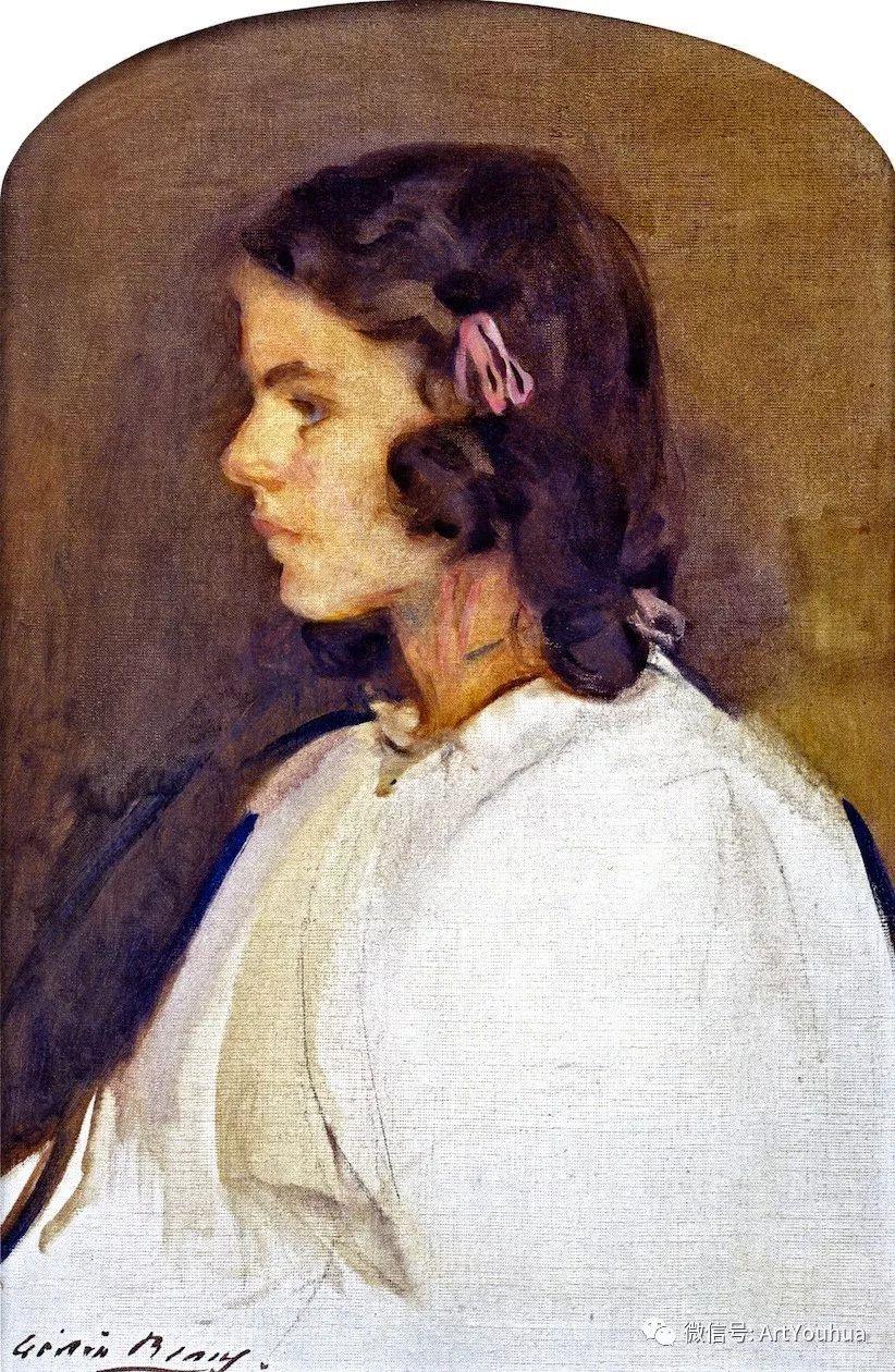 美国社会肖像女画家Cecilia Beaux插图23