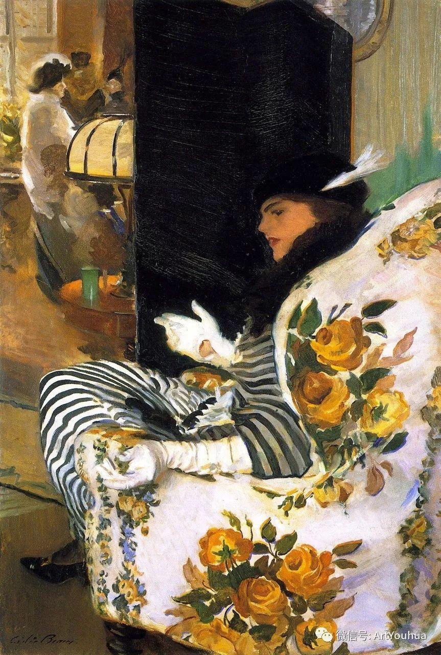 美国社会肖像女画家Cecilia Beaux插图31