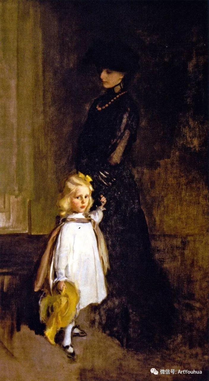 美国社会肖像女画家Cecilia Beaux插图35