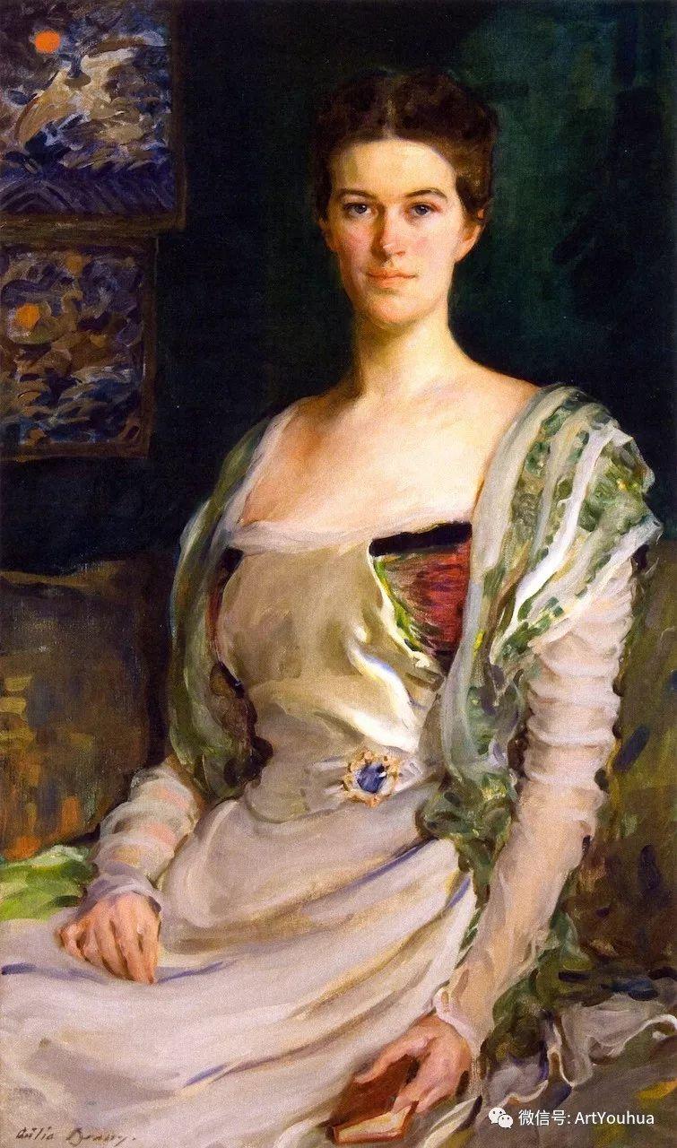 美国社会肖像女画家Cecilia Beaux插图37