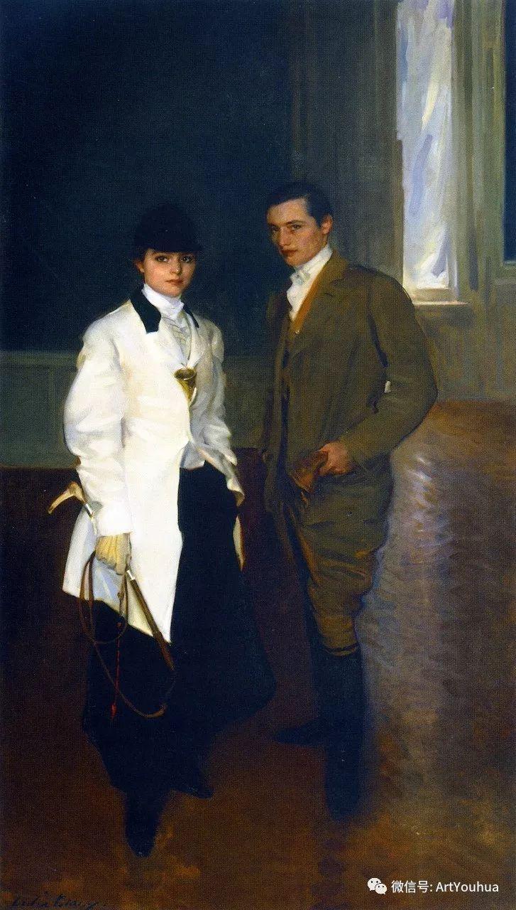 美国社会肖像女画家Cecilia Beaux插图39