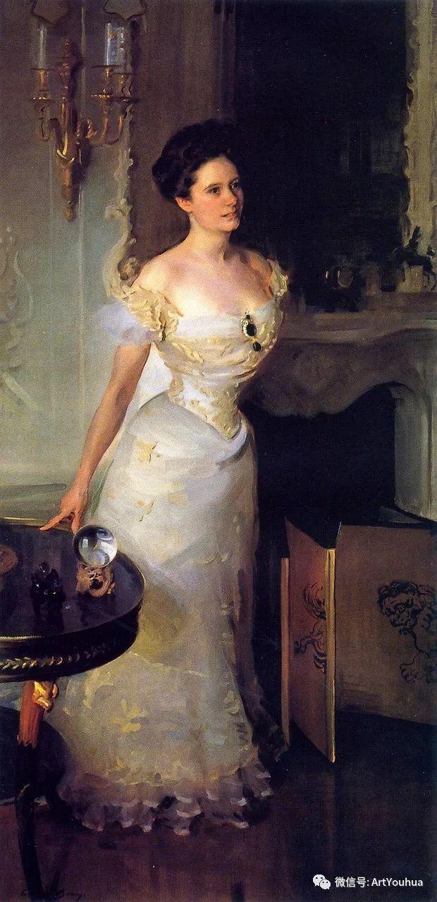 美国社会肖像女画家Cecilia Beaux插图47