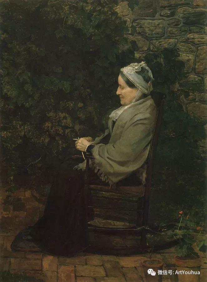 美国社会肖像女画家Cecilia Beaux插图55