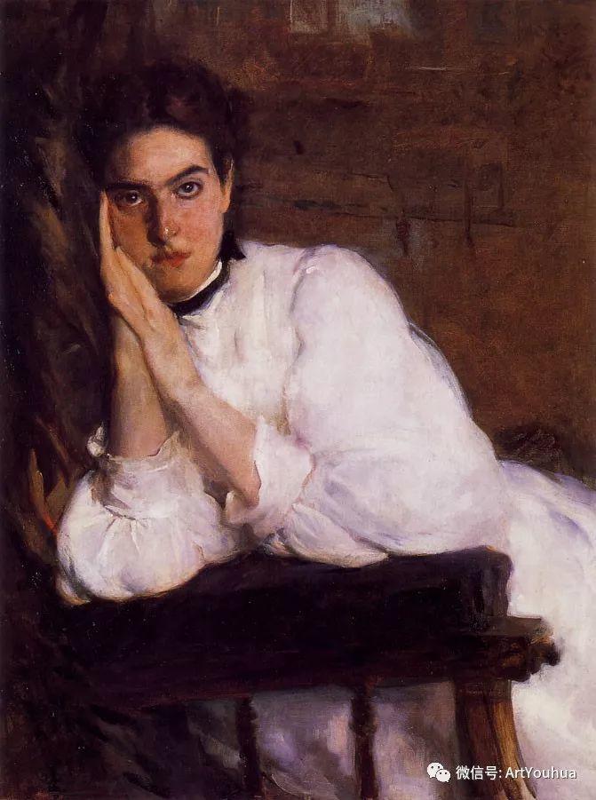 美国社会肖像女画家Cecilia Beaux插图59