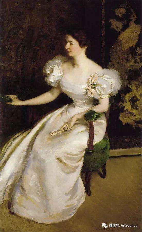 美国社会肖像女画家Cecilia Beaux插图61
