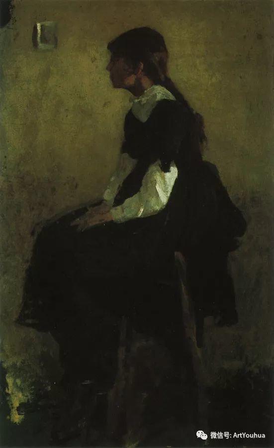 美国社会肖像女画家Cecilia Beaux插图63