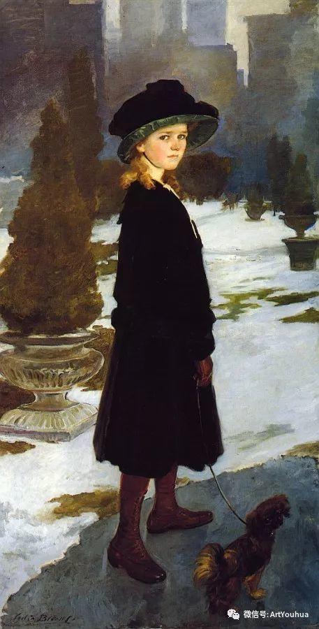 美国社会肖像女画家Cecilia Beaux插图65