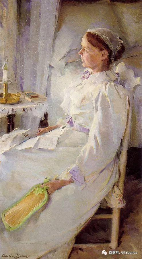 美国社会肖像女画家Cecilia Beaux插图67