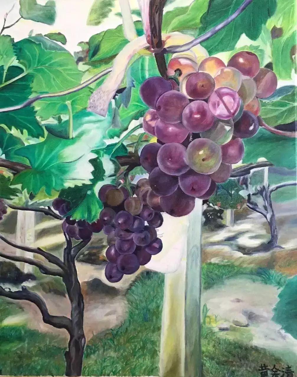 他教会了上万个农民画画却分文不收——林正碌插图19