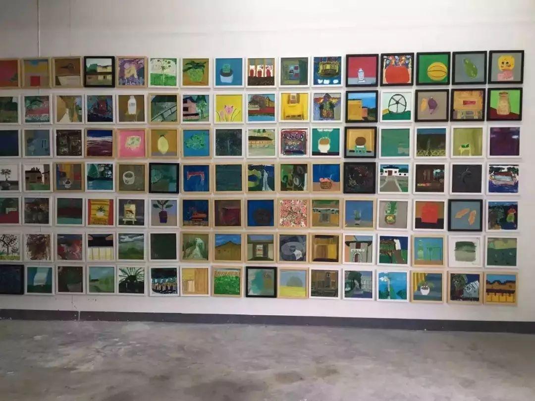 他教会了上万个农民画画却分文不收——林正碌插图37