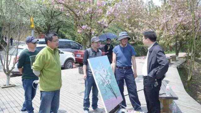他是一位曾经获得中国电影金鸡奖的油画家插图11