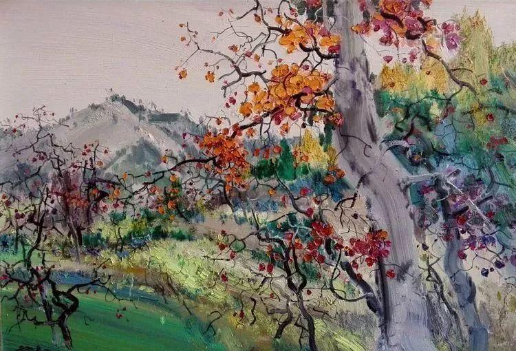 他是一位曾经获得中国电影金鸡奖的油画家插图13