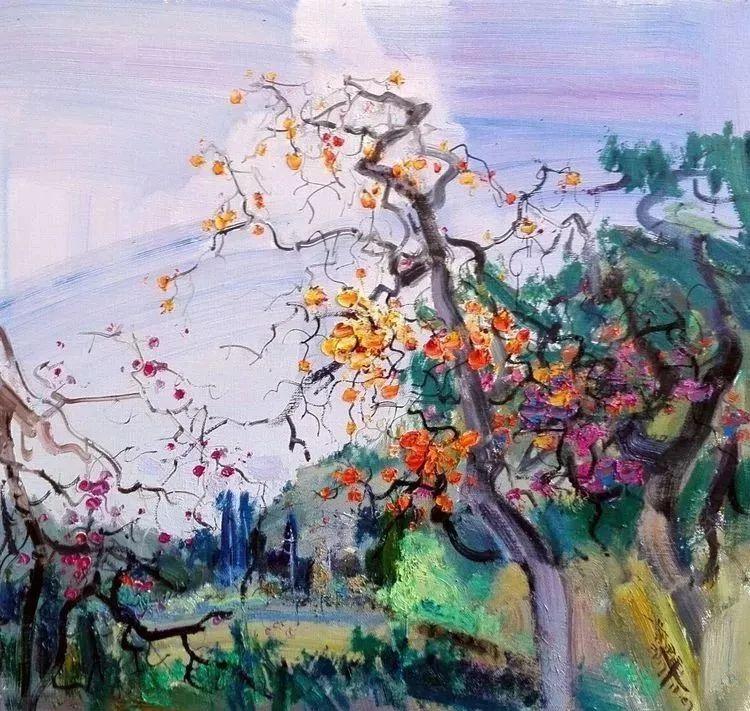 他是一位曾经获得中国电影金鸡奖的油画家插图21