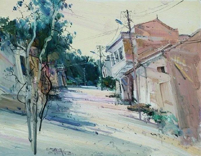 他是一位曾经获得中国电影金鸡奖的油画家插图33