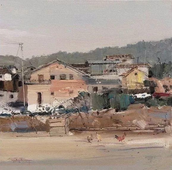 他是一位曾经获得中国电影金鸡奖的油画家插图37
