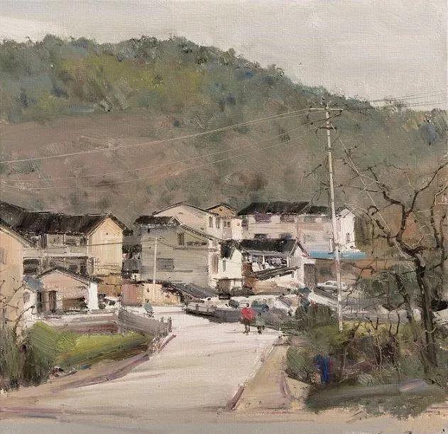 他是一位曾经获得中国电影金鸡奖的油画家插图43
