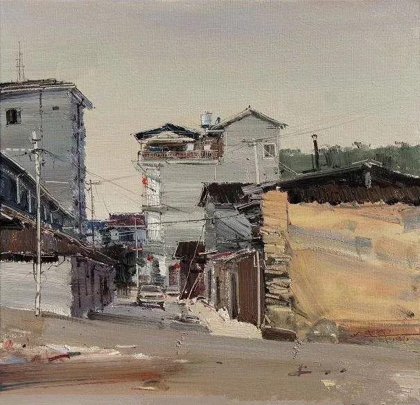 他是一位曾经获得中国电影金鸡奖的油画家插图45