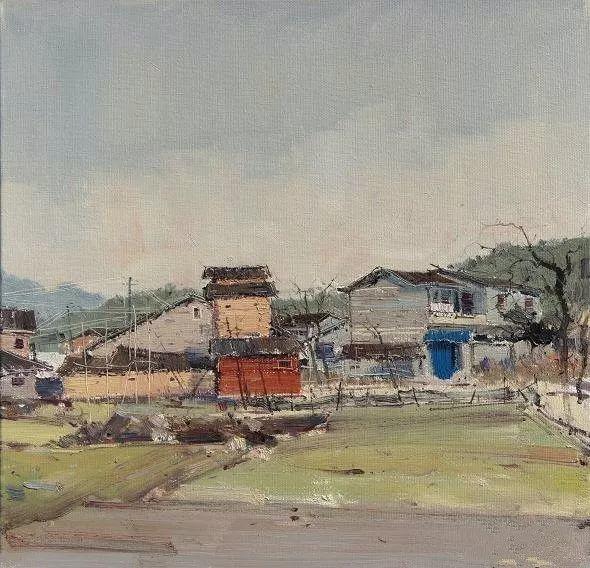 他是一位曾经获得中国电影金鸡奖的油画家插图51