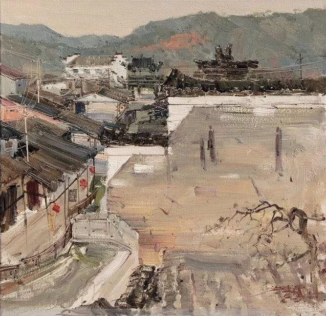 他是一位曾经获得中国电影金鸡奖的油画家插图53