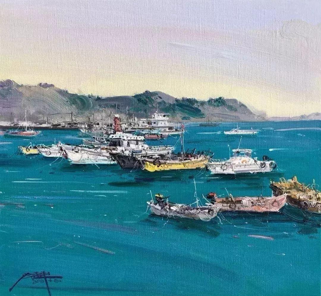 他是一位曾经获得中国电影金鸡奖的油画家插图71