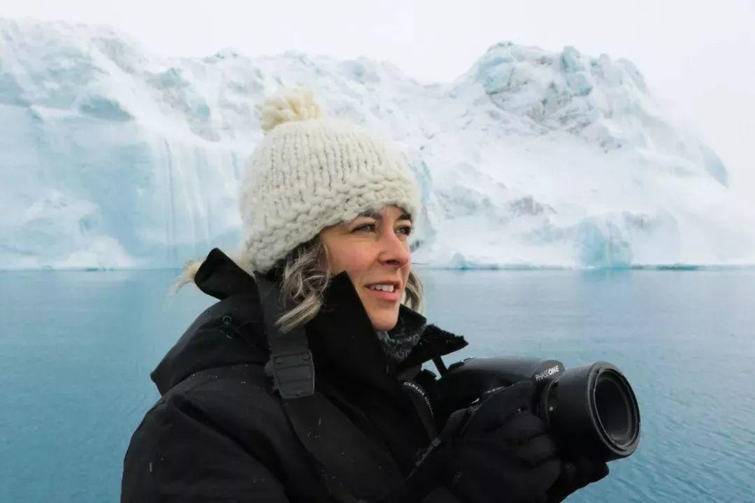 俘获了上千万粉丝的心 她用手指画出震撼的冰山插图43
