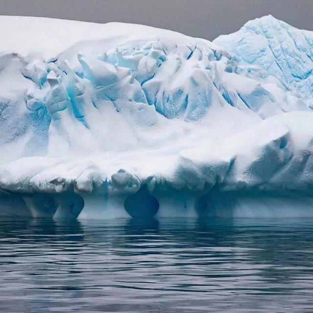 俘获了上千万粉丝的心 她用手指画出震撼的冰山插图109
